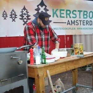 Kerstbomen Amsterdam image 2