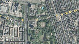 Amstelveen - Amsterdam - Zuidoost - Controles op letselongevallenlocaties