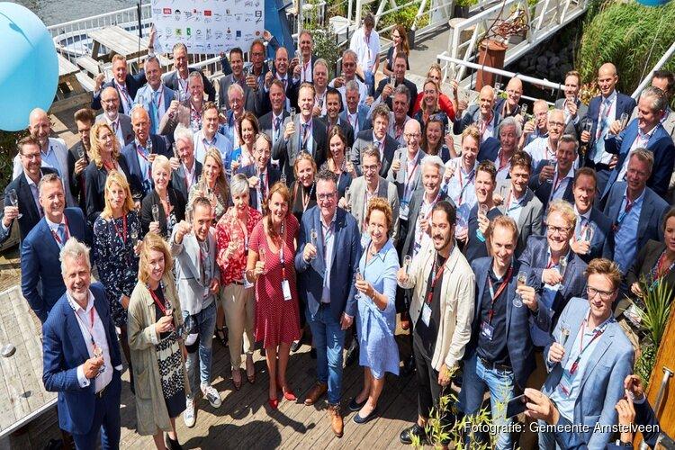 Amstelveen steunt Green Deal Zero Emissie Stadslogistiek