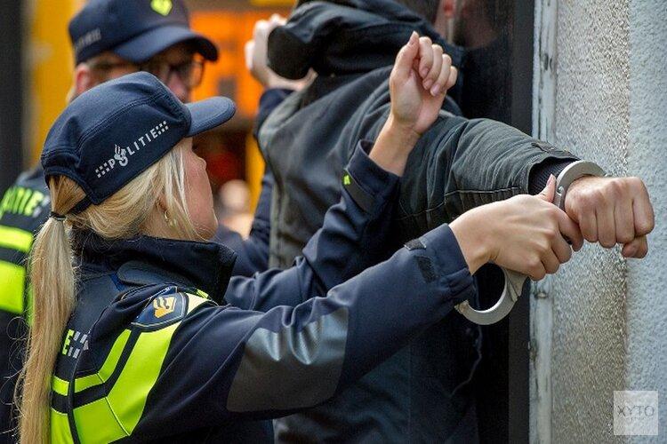 Zeven aanhoudingen in belwinkel Amstelveen