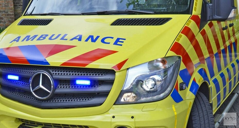 Scooterrijdster gewond bij aanrijding met auto in Amstelveen
