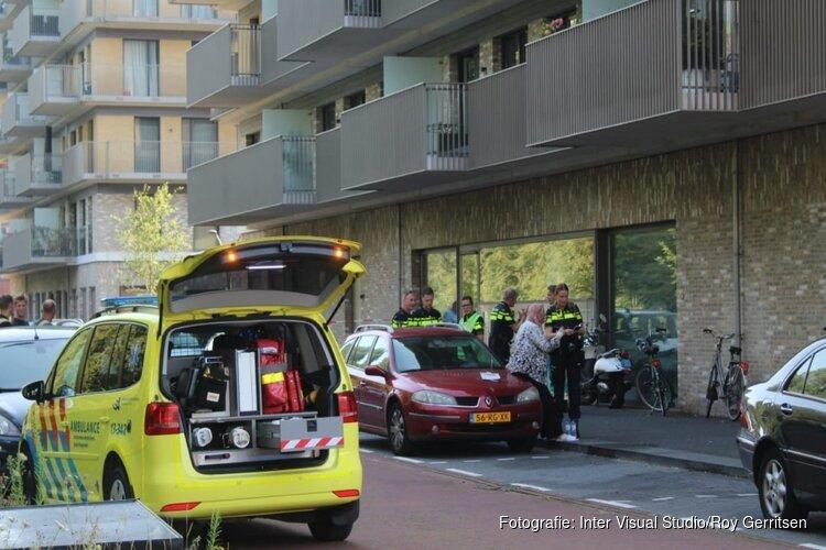 Gewonde bij keukenbrand appartement Amstelveen