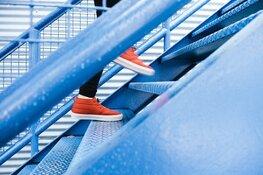 Gemeente sponsort Amstelveense leerlingen die traplopen voor onderzoek naar MS