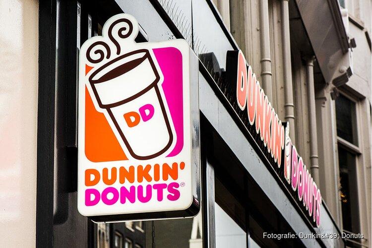 Dunkin' Donuts opent vestiging in Amstelveen