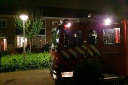 Brandlucht in woningen Amstelveen, brandweer drie uur lang op zoek