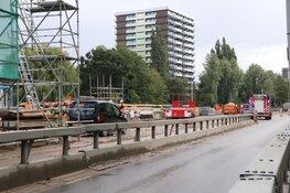 Ontploffing op bouwterrein Amstelveenlijn