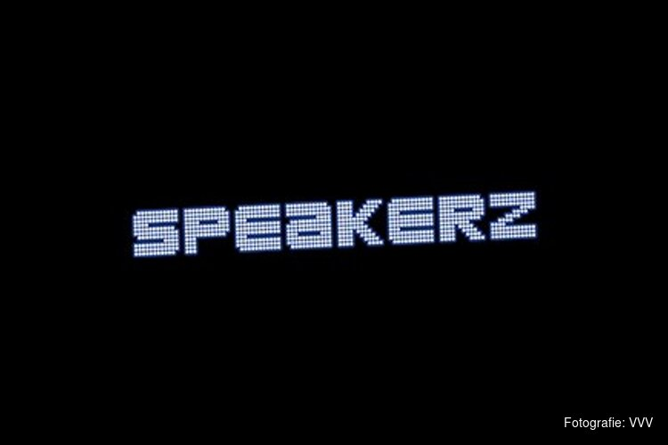 Speakerz vrijdag 27 september