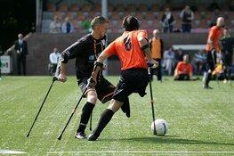 Subsidie voor vervoer gehandicapte sporters
