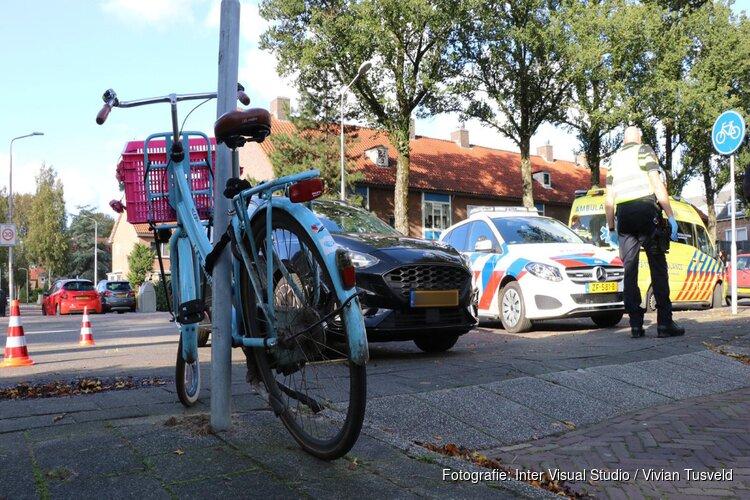 Fietsster belandt in ziekenhuis na aanrijding in Amstelveen