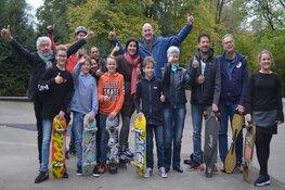 Inspraak jonge skaters inspireert hele gemeenteraad tot gezamenlijke motie