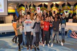 Groep 7A van De Horizon wint Milieubendewedstrijd