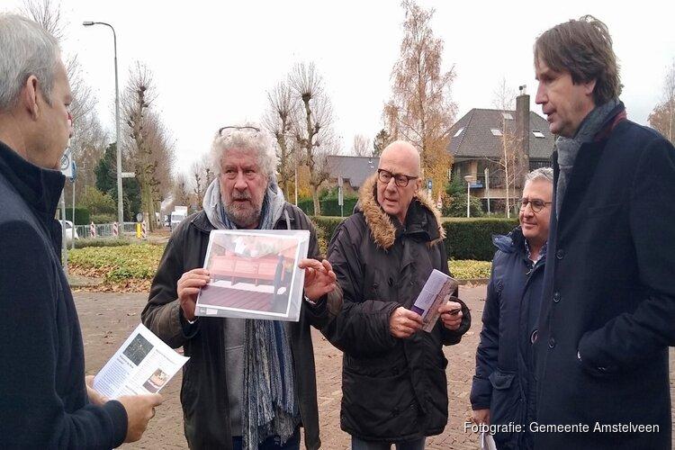 Positieve reacties van buurtbewoners op nieuw herdenkingsmonument