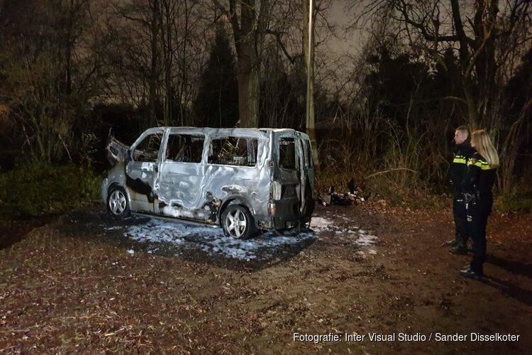 Dodelijk schietincident Escapade, mogelijke vluchtauto uitgebrand aangetroffen