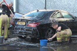 """Amstelveense brandweer wast auto's voor Australië: """"Het zal je huis maar wezen"""""""