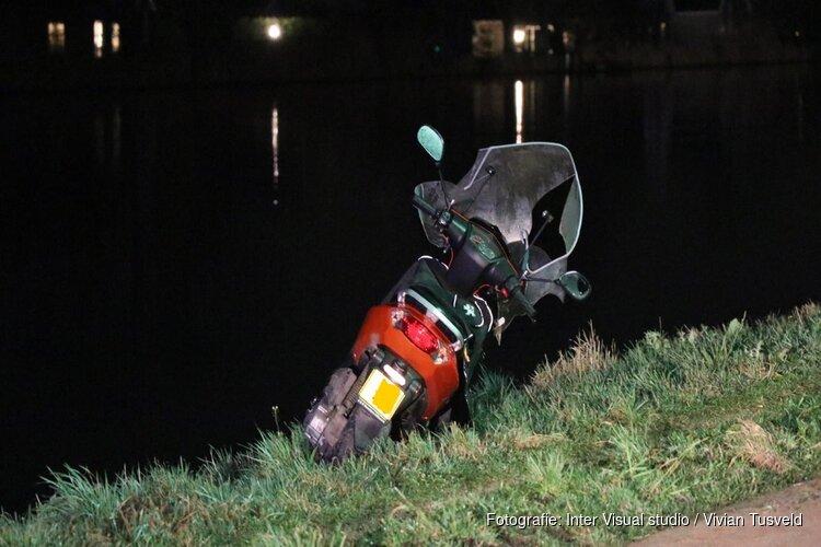 Ongeval in Amstelveen: scooterrijder naar ziekenhuis