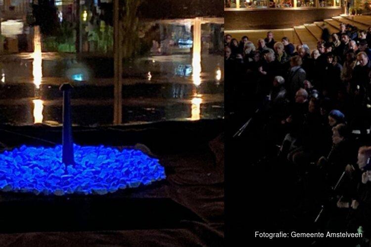 Holocaustmonument 'Levenslicht' onthuld