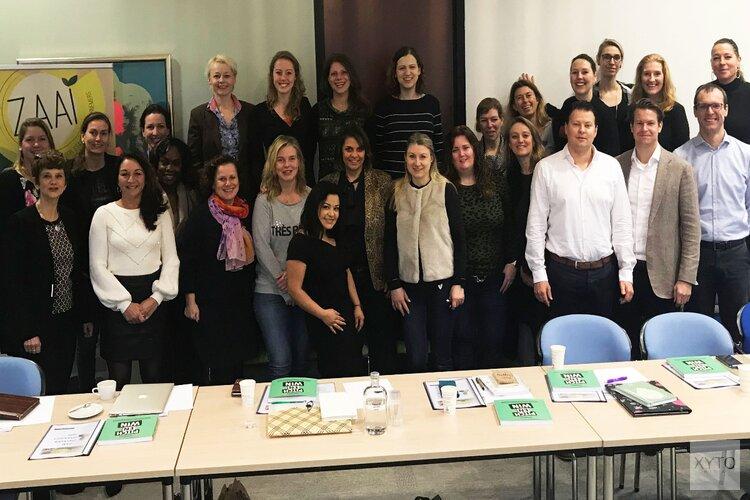 7e coachtraject voor startende ondernemers ZAAI Amstelveen van start