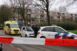 Harde aanrijding in Amstelveen tussen fietser en huurauto