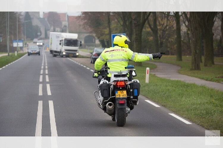 Vrachtwagenchauffeur betrapt op tachograafmanipulatie