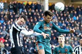 Ajax gaat opnieuw onderuit in Almelo