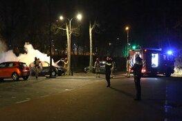 Taxi uitgebrand in Amstelveen