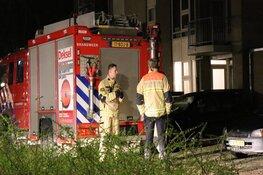 Gewonde bij brand in Amstelveen
