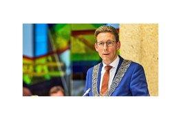 Inwonersbrief corona van burgemeester Tjapko Poppens