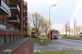 Gewonde bij balkonbrand Amstelveen