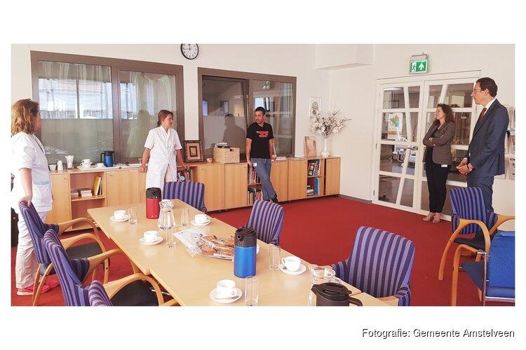 Waardering voor medewerkers Ziekenhuis Amstelland