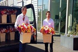 Bloemen voor verpleeghuizen in Amstelveen