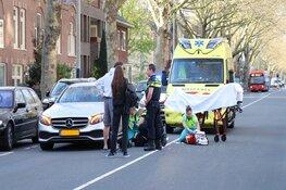 Scooterrijder gewond bij ongeval Amstelveenseweg