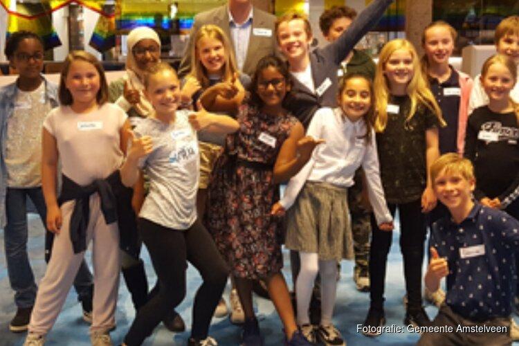 Gemeente Amstelveen is op zoek naar kinderraadsleden en een nieuwe kinderburgemeester!