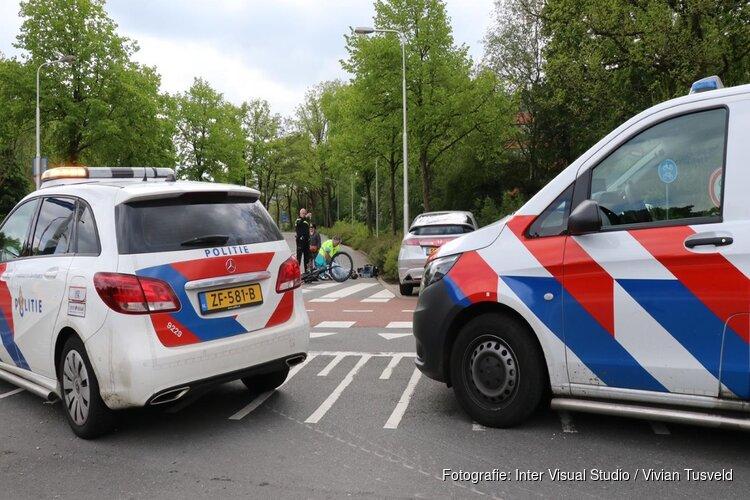 Fietsster aangereden in Amstelveen