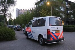 Agenten in zware vesten in Amstelveen