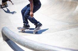 Online peiling skatebaan verlengd