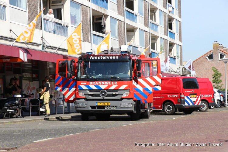 Supermarkt in Amstelveen ontruimd