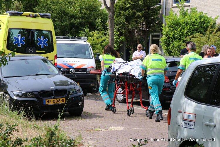 Vrouw steekt man neer in Amstelveen