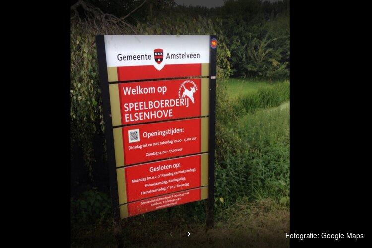 Speelboerderij Elsenhove weer open