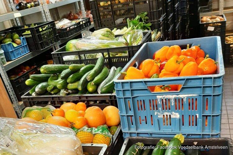Voedselbank Amstelveen krabbelt weer op na coronacrisis