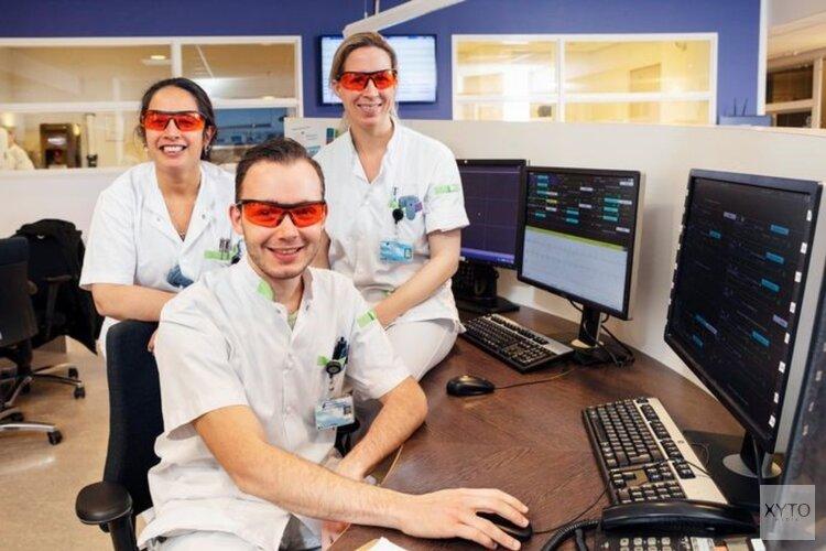 Somnoblue doneert ruim 300 blauw licht filterende brillen aan IC-personeel
