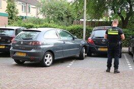 Politie-achtervolging eindigt in botsing in Amstelveen