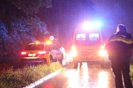 Snorfietser gewond na aanrijding Bosbaanweg