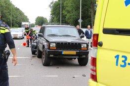 Kopstaartbotsing in Amstelveen