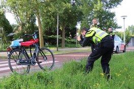Ongeval in Amstelveen: traumahelikoper geland