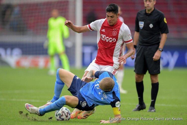 Ajax snel klaar met FC Utrecht in oefenduel