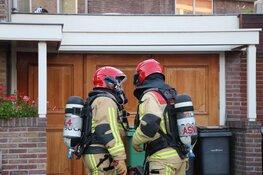Woningbrand in Amstelveen snel onder controle