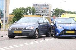 Drie auto's betrokken bij ongeval Amstelveen