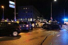 Wéér ongeval op Beneluxbaan Amstelveen: twee gewonden