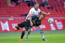 Ajax nipt langs Eintracht Frankfurt in oefenduel