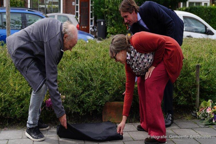 Gedenkteken onthuld voor oorlogsslachtoffers in Randwijck